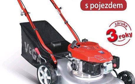 Benzinová sekačka s pojezdem VEGA 404 SDX 5in1