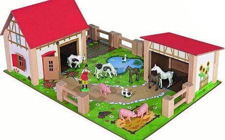 Eichhorn Farma dřevěná - II. jakost