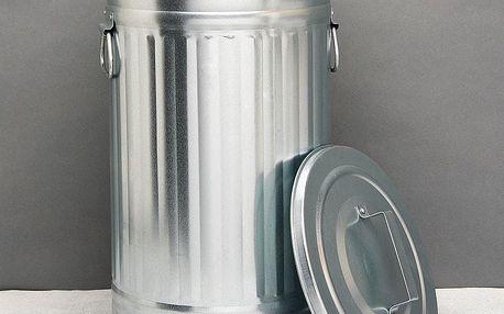 """ZINC Odpadkový koš """"popelnice"""" 55 l"""