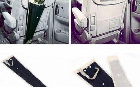 Držák na deštníky do auta