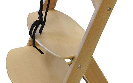 Rostoucí dětská židle BABY s táckem