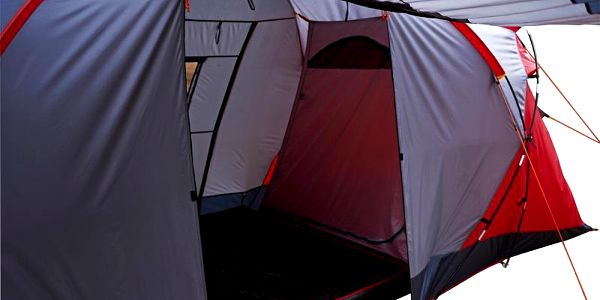 Campingový stan pro 6 osob Regatta RCE006 ATLIN 6 Peppr atlin63