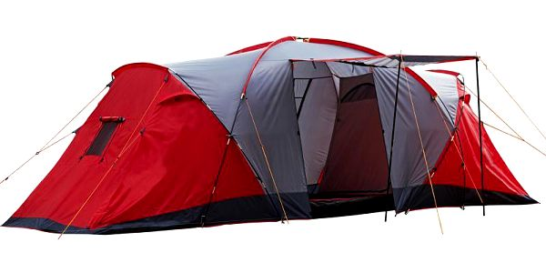Campingový stan pro 6 osob Regatta RCE006 ATLIN 6 Peppr atlin64