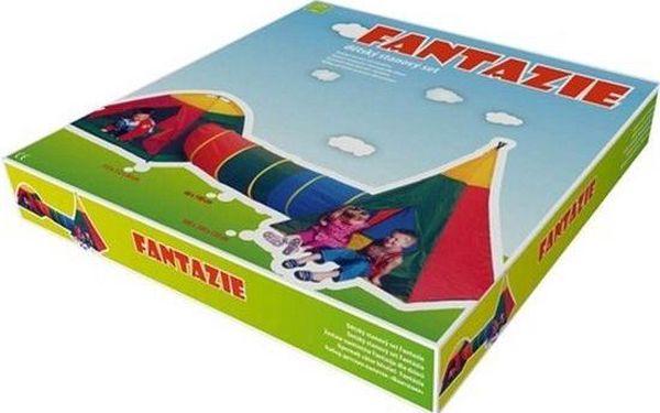 Dětský stanový set Fantasie2