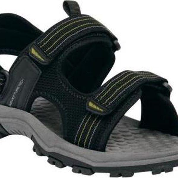 Pánské sandály Regatta RMF329 ELEKTRON Šedá 44