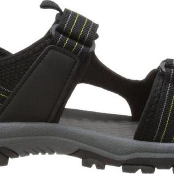 Pánské sandály Regatta RMF329 ELEKTRON Šedá 444