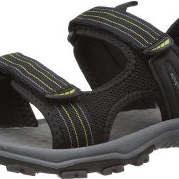 Pánské sandály Regatta RMF329 ELEKTRON Šedá 445