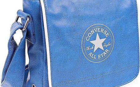 taška Converse Small flapbag Retro modrá