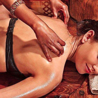 Tradiční masáž od rodilých Thajek