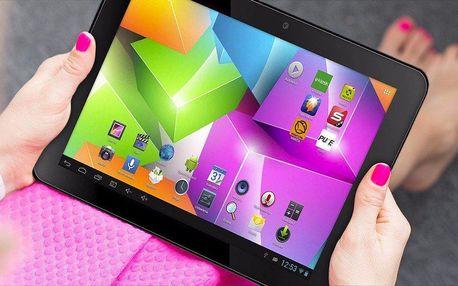 """Tablet Manta s Androidem, kamerou a 10"""" displejem"""