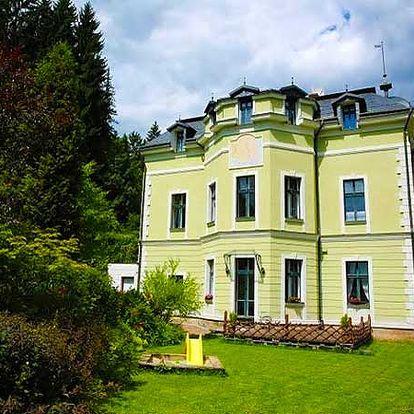 Letní pobyt v Krkonoších pro 2 osoby
