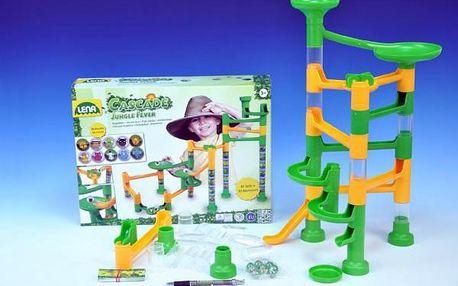 Kuličková dráha Jungle v krabici