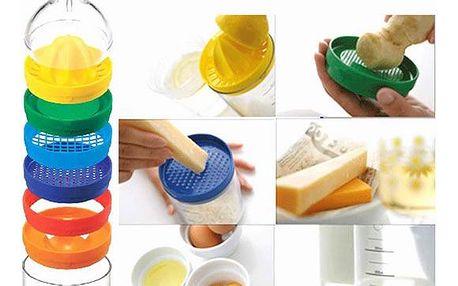 Set kuchyňských potřeb 8v1