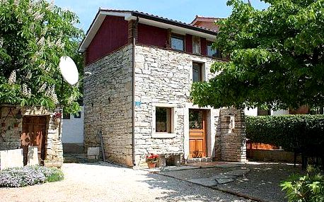 Chorvatsko - Apartmán 1348-107 - Riviéra Umag / bez stravy, vlastní doprava, 16 nocí, 4 osoby
