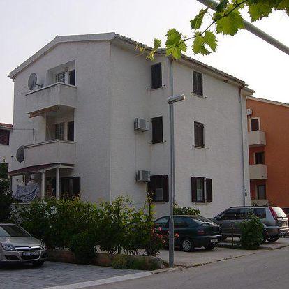 Chorvatsko - Apartmány Mateo - Ostrov Krk / bez stravy, vlastní doprava, 14 nocí, 4 osoby