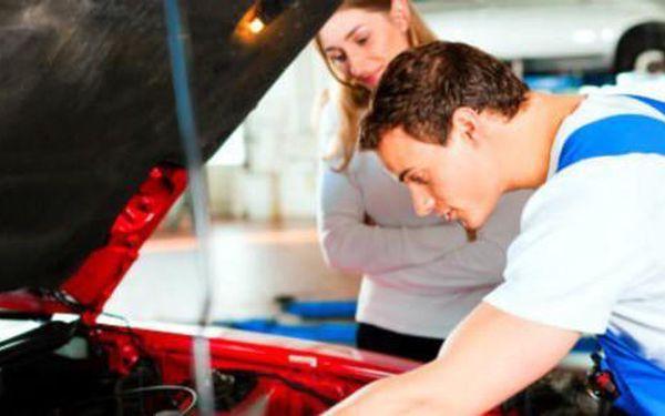 Kompletní servis klimatizace automobilu včetně plnění + 400 g chladiva zdarma4