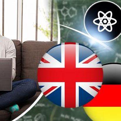 Video-Express. on-line angličtina, němčina, matematika a další efektivní lekce na každý den