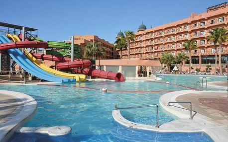 Španělsko - Costa de Almeria na 8 až 15 dní, all inclusive s dopravou letecky z Prahy přímo na pláži