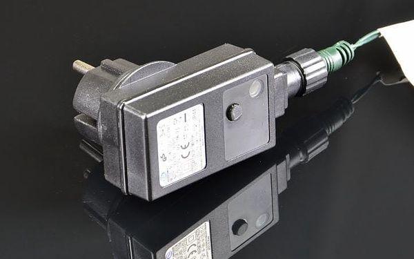 Nexos 33556 Vánoční LED osvětlení 4 m - teple bílé 40 LED s časovačem3