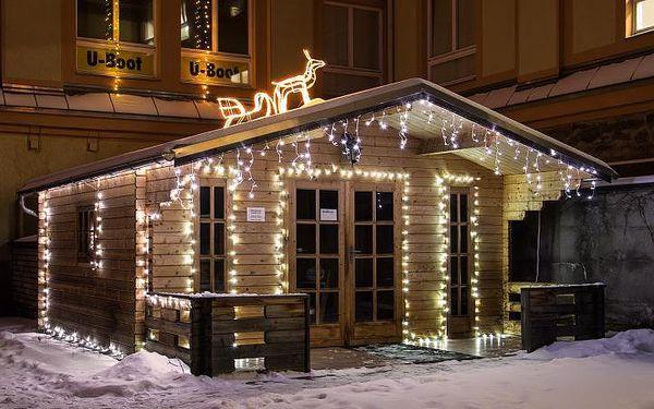 Nexos 33556 Vánoční LED osvětlení 4 m - teple bílé 40 LED s časovačem5
