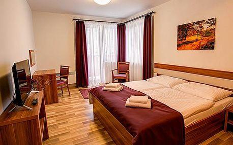 3 nebo 4 dny v luxusních apartmánech na Slovensku