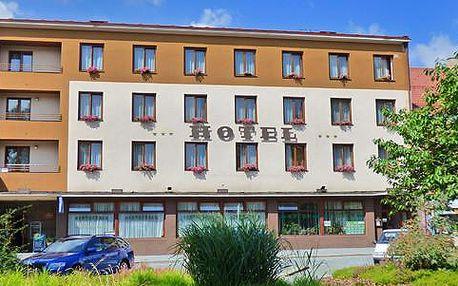 Turistika, historie a skvělá polopenze v hotelu Vysočina