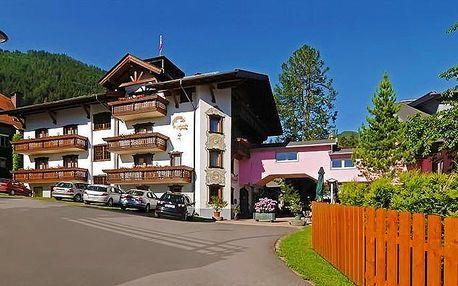 4 až 8denní wellness pobyt pro 2 s polopenzí v hotelu Margarethenbad v Alpách
