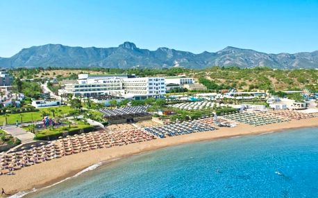 Kypr - Severní Kypr na 8 dní, all inclusive nebo light all inclusive s dopravou letecky z Prahy nebo letecky z Brna