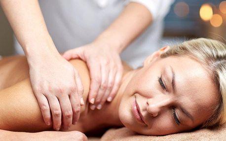 Energizující léčebné masáže dle výběru