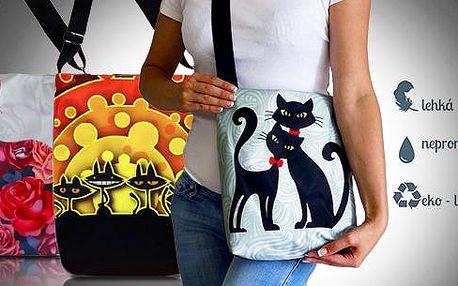 Dámská/dívčí volnočasová kabelka přes rameno