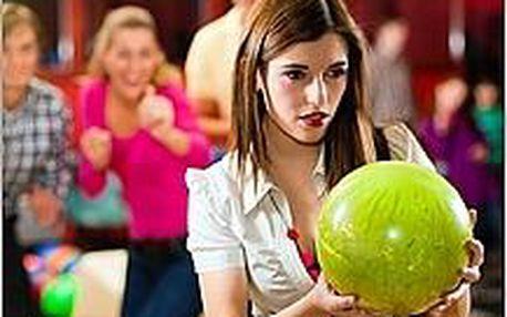 Jedna hodina bowlingu za 49 Kč U Barcuchů! Pospěšte si a zahrajte si s přáteli nebo třeba s rodinou!