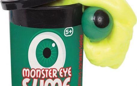 Barevný sliz s okem Monster Eye