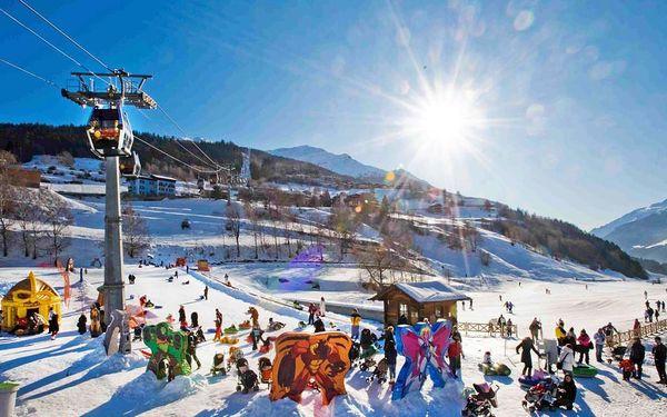 Hotel Girasole - 5denní lyžařský balíček se skipasem a dopravou v ceně, Alta Valtellina, autobusem, polopenze3