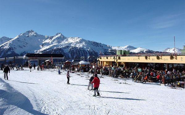 Hotel Girasole - 5denní lyžařský balíček se skipasem a dopravou v ceně, Alta Valtellina, autobusem, polopenze4