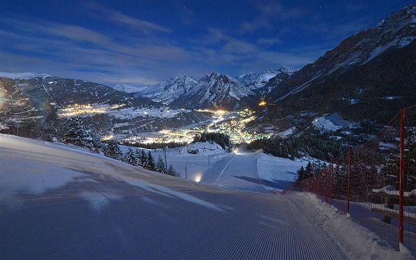 Hotel Girasole - 5denní lyžařský balíček se skipasem a dopravou v ceně, Alta Valtellina, autobusem, polopenze5