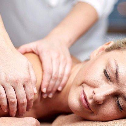 Hodinka pro zdraví: akupresurní i egyptská masáž