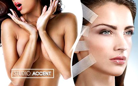 Facelifting + maska s kyselinou hyaluronovou: 1nebo 5 ošetření pro odstranění vrásek