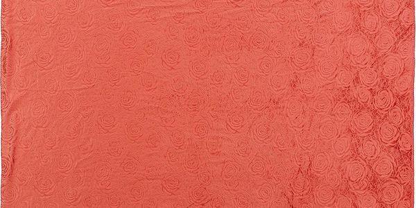 4Home beránková souprava Luxury oranžová, 140 x 200 cm, 70 x 90 cm, 90 x 200 cm2
