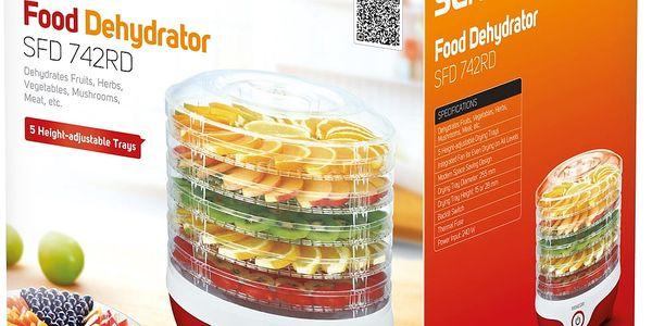 Sencor SFD 742RD3