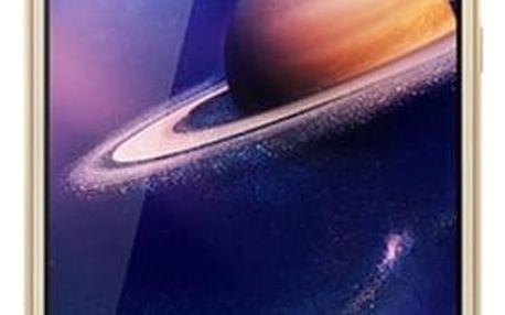 Huawei Y6 II Dual-SIM GoldZDARMA nabíječka do vozu ,ZDARMA Samsung EVO microSDHC 16GB ,ZDARMA selfie tyč, na splátky od 499 Kč měsíčně