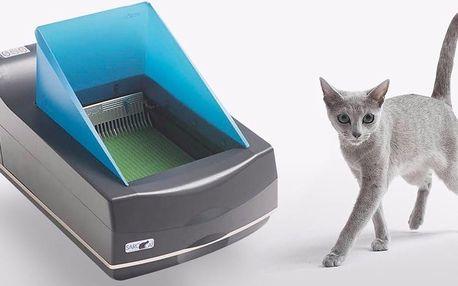 Automatická samočisticí toaleta pro kočky