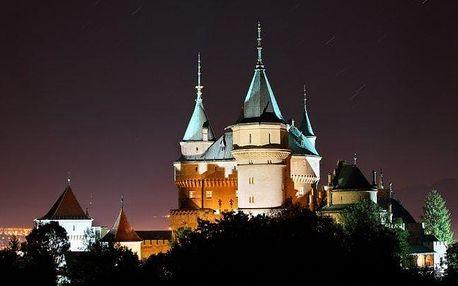 Relax pro dva u Bojnického zámku