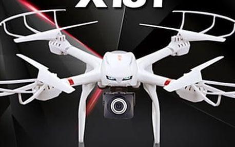 MJX X101 - s WiFi-HD kamerou C4008 - zabiják X8C RCobchod - RC_45300
