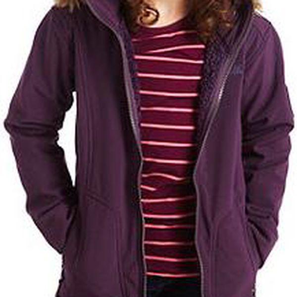 Dívčí kabát Regatta RKL050 WINTERSTAR II PlumWine4