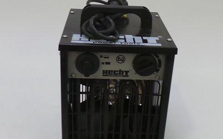 Přímotop Hecht 3502 ventilátor, termostat