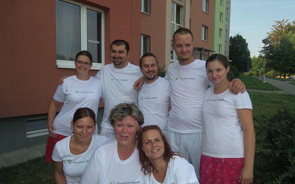 Nevidomí maséři - Brno