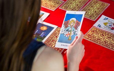 Osobní výklad karet v délce 30 nebo 60 minut v Plzni, numerologie či grafologický rozbor