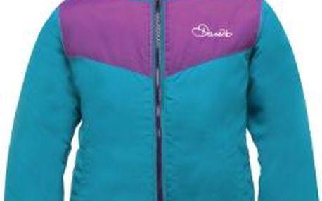 Dívčí zimní oboustranná bunda Dare2B DGN300 CONSORT REV Jkt Blu