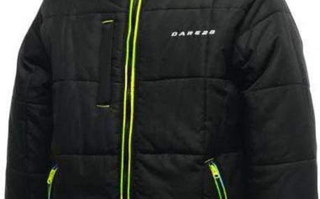 Chlapecká zimní oboustranná bunda Dare2B DBN001 INDECISIVE REV Jkt Black