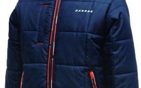 Chlapecká zimní oboustranná bunda Dare2B DBN001 INDECISIVE REV Jkt Air Force Blue
